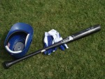 Jason Bay's batting gear