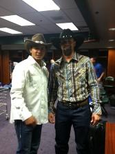 Ruben Tejada and Dillon Gee