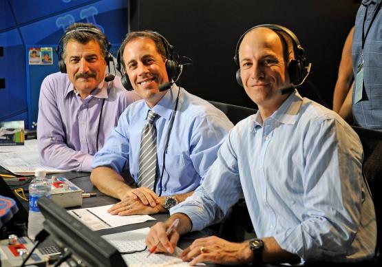 5 - Jerry Seinfeld telecast