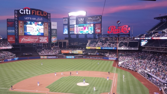 citifieldsunset